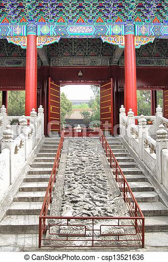 Templo Confucio - csp13521636