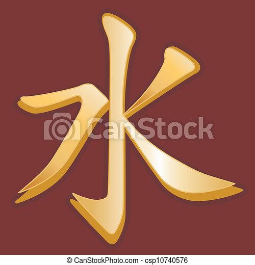 Simbolo de confucianismo - csp10740576