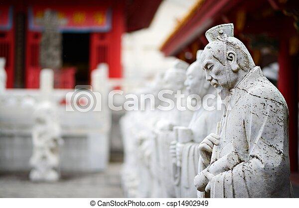 Un santuario confucio - csp14902949