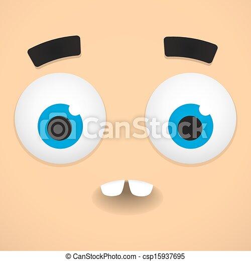 Confused emoticon - csp15937695