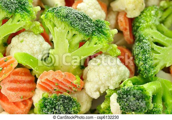 congelado, legumes - csp6132230