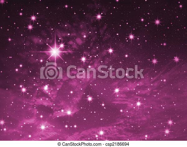 Congestion of stars   - csp2186694