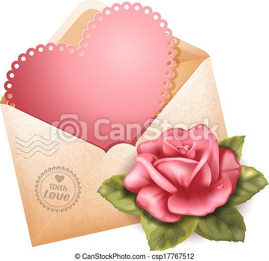 Congratulation on Valentine's Day - csp17767512