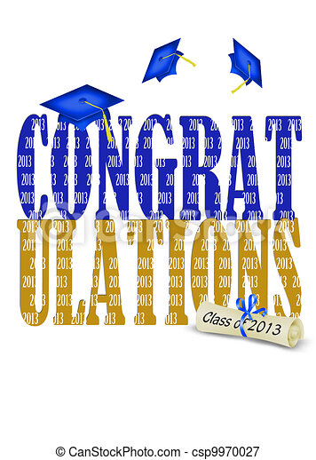 Congratulations for 2013 - csp9970027