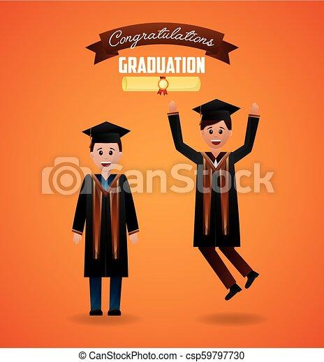 Congratulations Graduation Card Congratulations Graduation Ribbon
