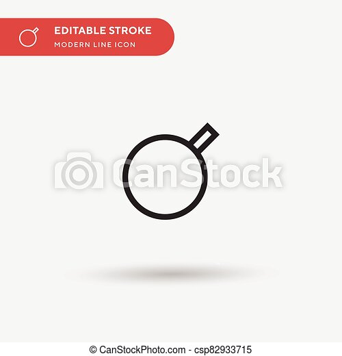 Conjuction Simple vector icon. Illustration symbol design template for web mobile UI element. Perfect color modern pictogram on editable stroke. Conjuction icons for your business project - csp82933715