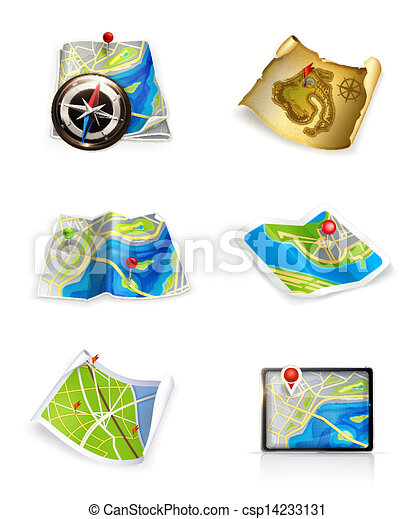 Mapas, listos - csp14233131