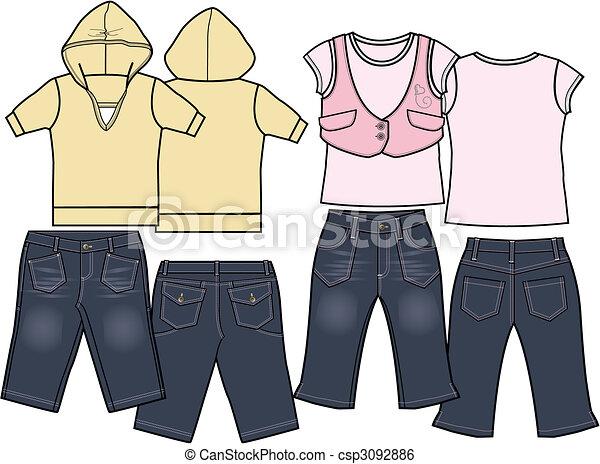 Chicos de moda - csp3092886