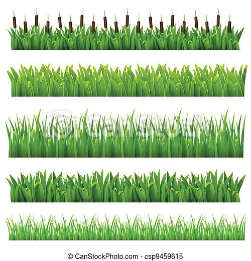 De la hierba - csp9459615