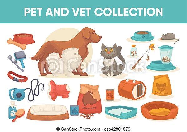 Material de gato y suministros - csp42801879