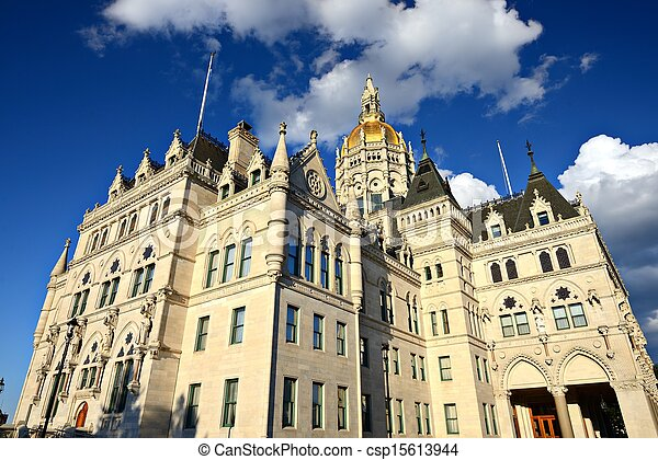 Connecticut State Capitol - csp15613944