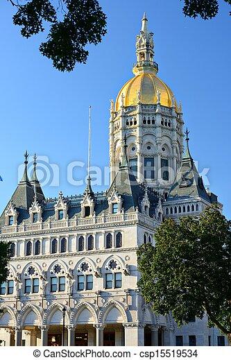 Connecticut State Capitol - csp15519534