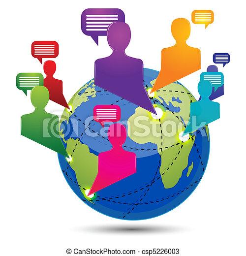 connettività, globale - csp5226003