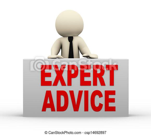 conseil, 3d, -, expert, homme - csp14692897