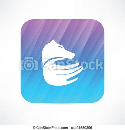 conservation icon - csp21580306