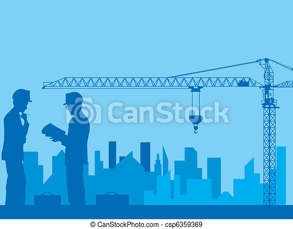 construção - csp6359369
