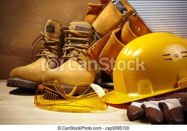construção, segurança - csp3095100