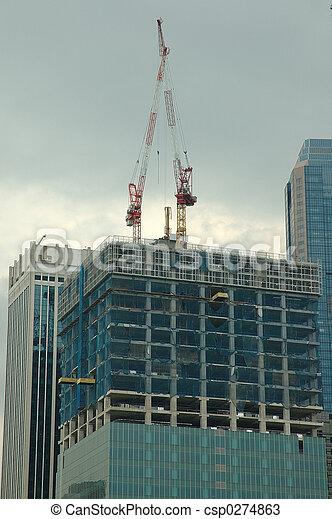 construção, sob - csp0274863