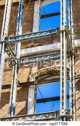 construção, sob - csp3717282