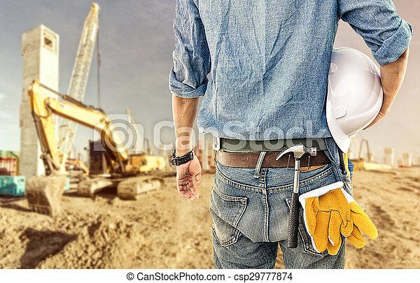 construção, sob - csp29777874