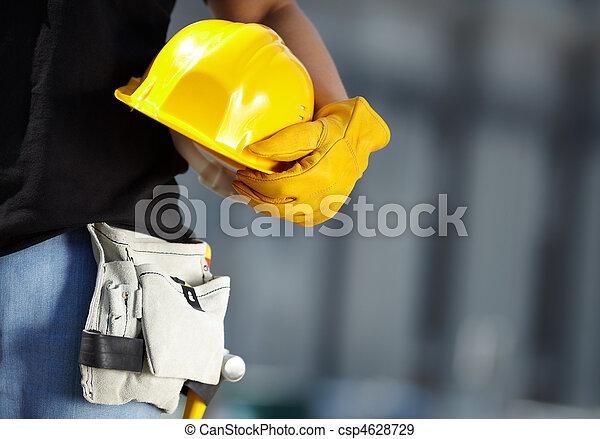 construção, sob - csp4628729