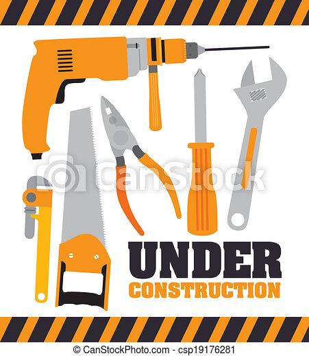 construção, sob - csp19176281