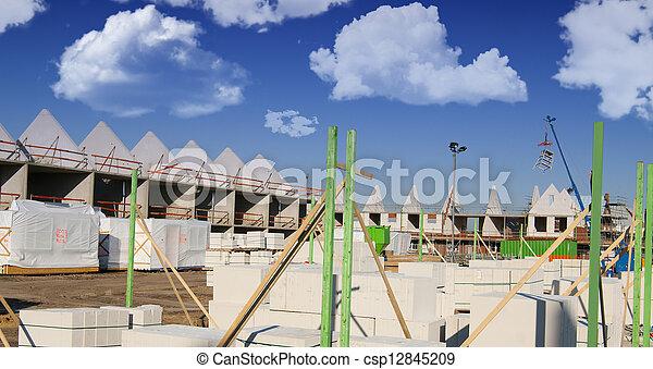 Construcción - csp12845209