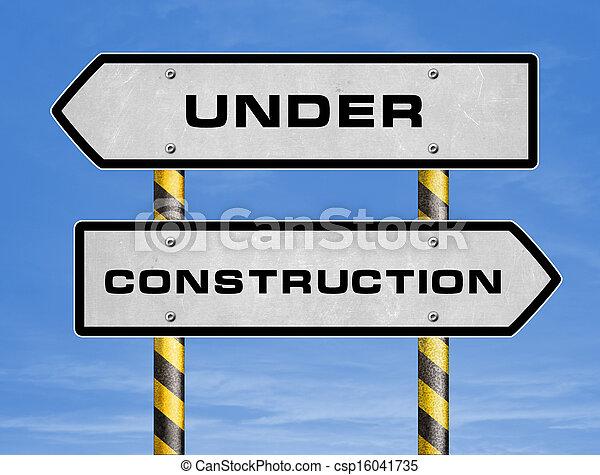 En construcción - csp16041735