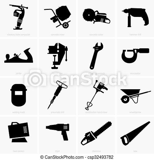 Herramientas de construcción - csp32493782