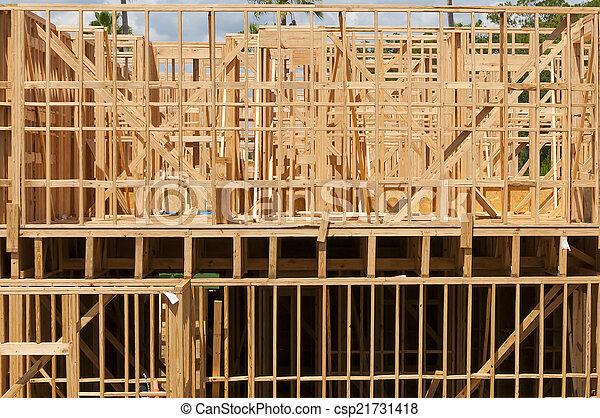 construction bâtiments - csp21731418