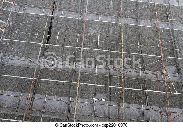 construction bâtiments, sous - csp22010370