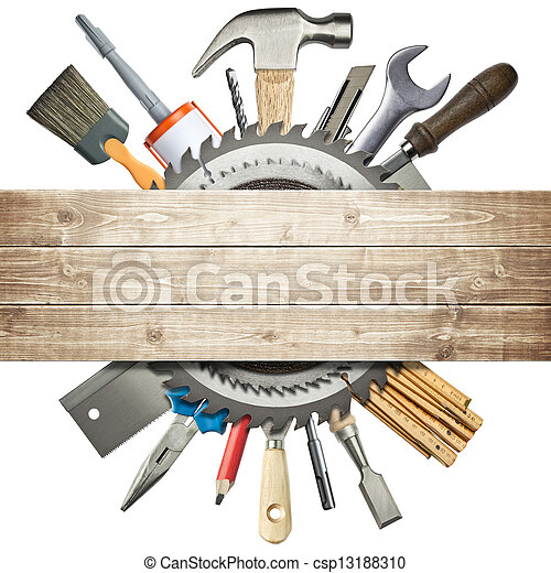 Construction background - csp13188310