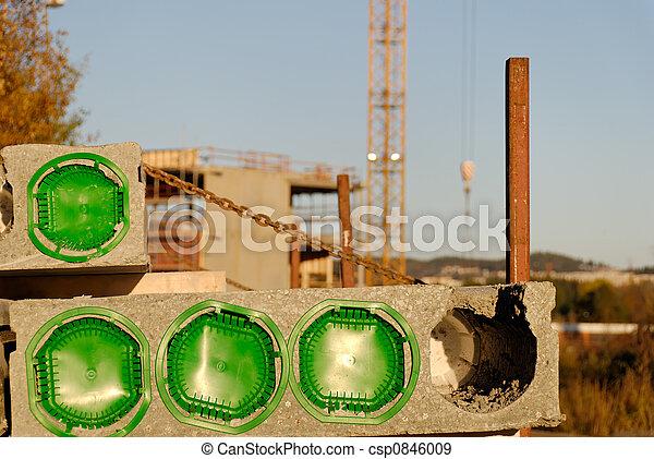 Construction Block - csp0846009