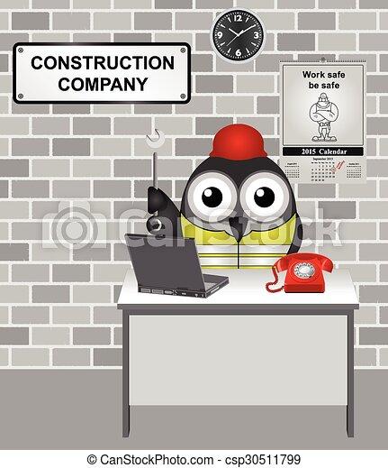 Construction Company - csp30511799