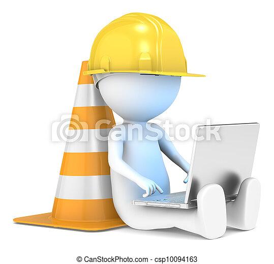 En construcción. - csp10094163