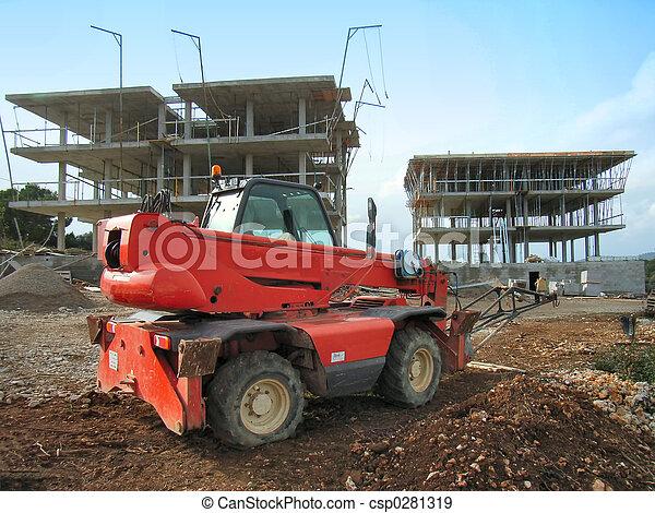 Construction Engine - csp0281319