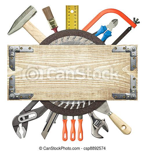 construction, fond - csp8892574