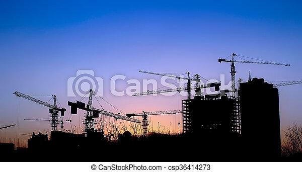 construction - csp36414273