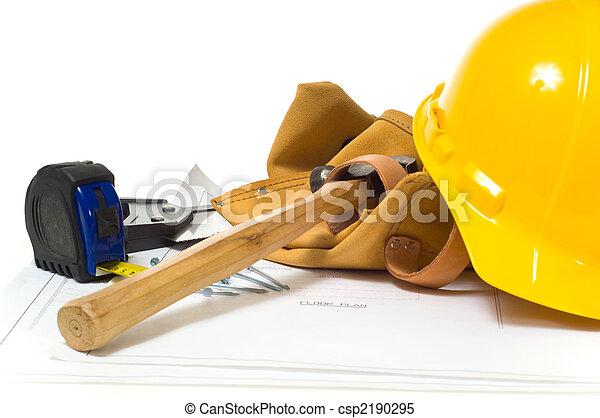 Construction Industry - csp2190295