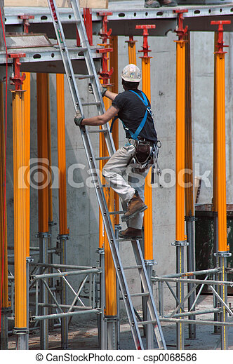 construction ladder - csp0068586