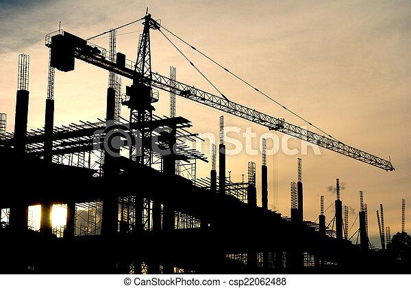 Construction - csp22062488