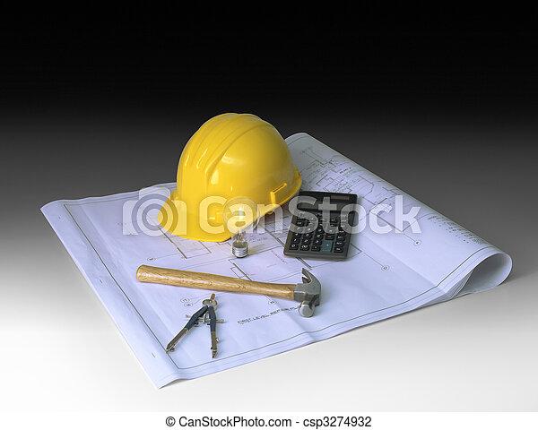 construction planning on gradient - csp3274932