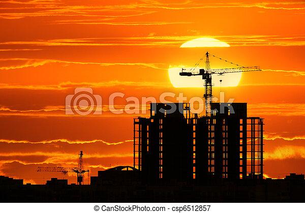 Construction project - csp6512857