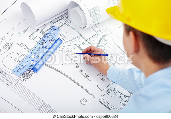 Construction project - csp5900624