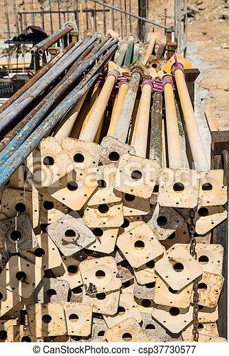 Construction props - csp37730577