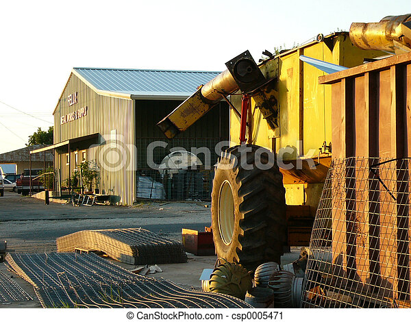 Construction Scene - csp0005471