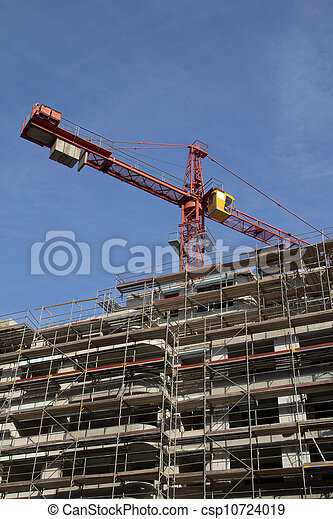 Construction Site - csp10724019