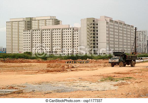 Construction Site - csp1177337