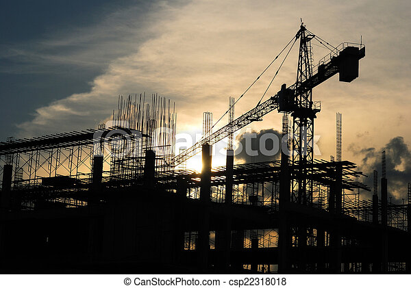 construction site - csp22318018