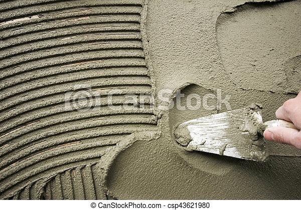 Construction site - csp43621980